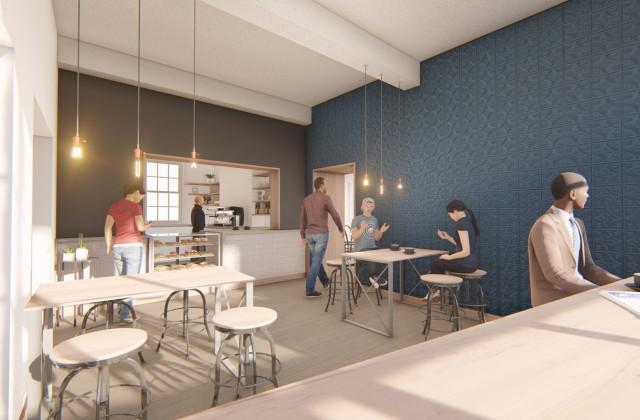 Cafe, CH Smith 22-24 Charles Street, LAUNCESTON TAS, 7250