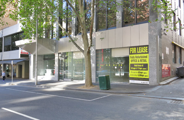 168 Exhibition Street, MELBOURNE VIC, 3000