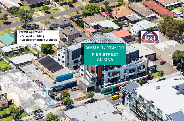 1/112-114 Pier Street, ALTONA VIC, 3018