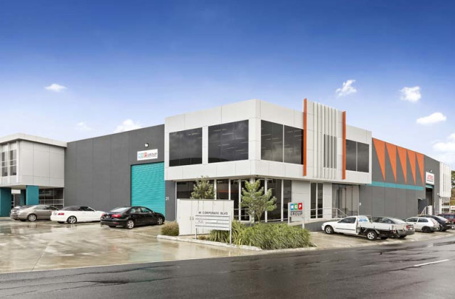 31/27-49 Corporate Boulevard, BAYSWATER VIC, 3153