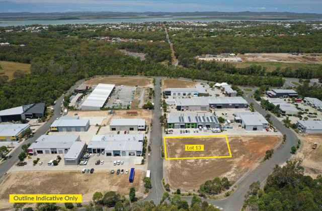 (Lot 13) 22 Lennox Street, REDLAND BAY QLD, 4165