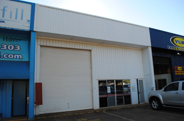 56 Mort Street - Shed 5, TOOWOOMBA CITY QLD, 4350
