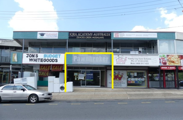 Shop 3/1-3 Noel Street, SLACKS CREEK QLD, 4127