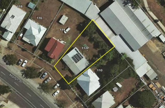 112 Martyn  Street, PARRAMATTA PARK QLD, 4870