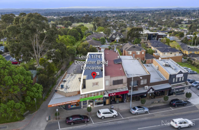 Level One/747 Doncaster Road, DONCASTER VIC, 3108