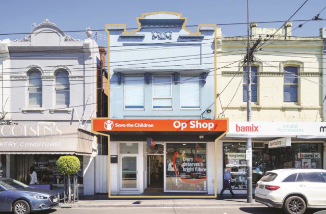 181 & 181a Glenferrie Road, MALVERN VIC, 3144