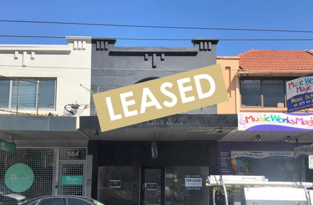 Shop/562 Glenhuntly Road, ELSTERNWICK VIC, 3185
