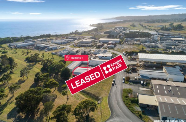 Building 1/8 Fieldings Way, ULVERSTONE TAS, 7315