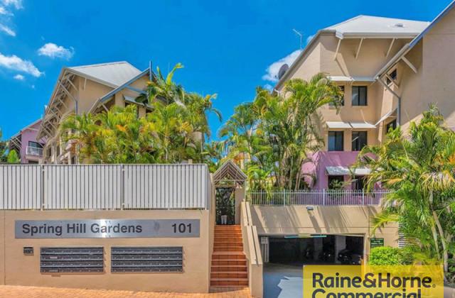 7/101 Bowen Street, SPRING HILL QLD, 4000