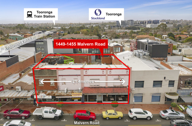 1449-1455 Malvern Road, GLEN IRIS VIC, 3146