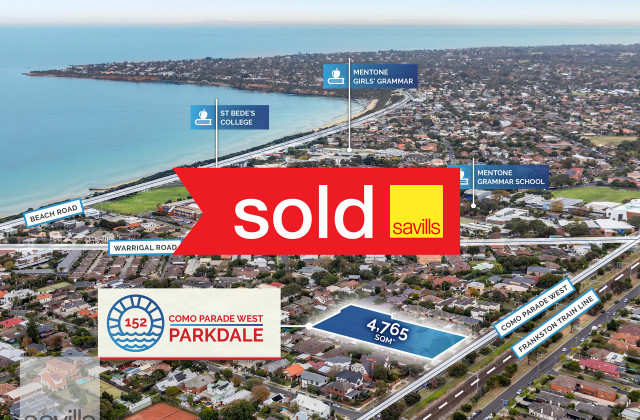 152 Como Parade West, PARKDALE VIC, 3195