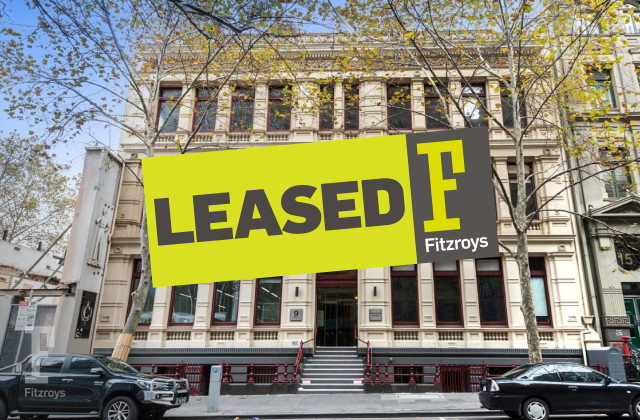 Ground Floor/9 Queen Street, MELBOURNE VIC, 3000
