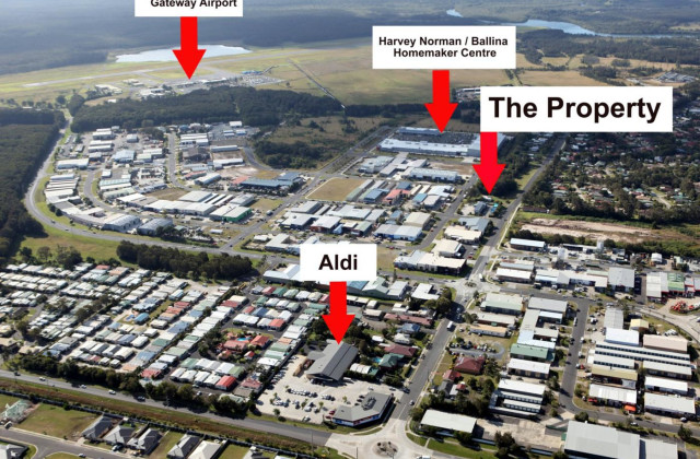 Shed 3/Lot 1 De Havilland Crescent, BALLINA NSW, 2478