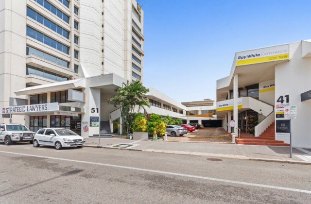 41- 51 Sturt Street, TOWNSVILLE CITY QLD, 4810
