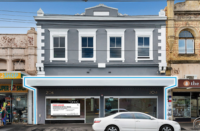 204 & 206 Smith Street, COLLINGWOOD VIC, 3066