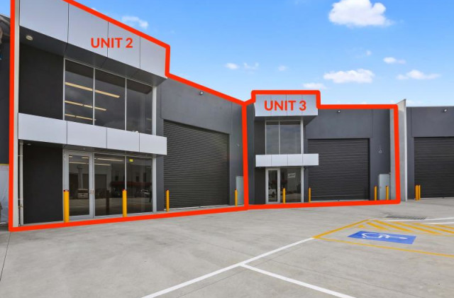Units 2 and 3, 40 Saunders Street, NORTH GEELONG VIC, 3215