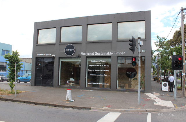 Ground/208 York Street, SOUTH MELBOURNE VIC, 3205