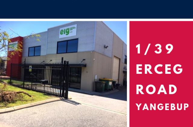 1/39 Erceg Road, YANGEBUP WA, 6164