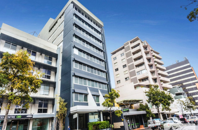 Suite 35/131 Leichhardt Street, SPRING HILL QLD, 4000