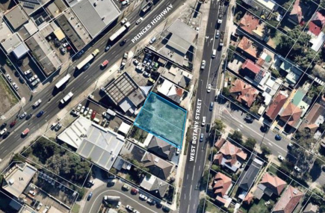 11-13 West Botany Street, ARNCLIFFE NSW, 2205