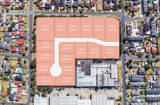 Lot 11 / 26 Parsons Ave, SPRINGVALE VIC, 3171