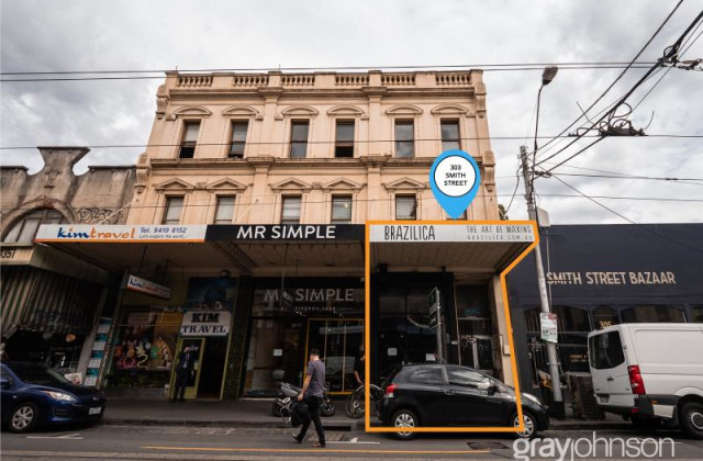 303 Smith Street, FITZROY VIC, 3065