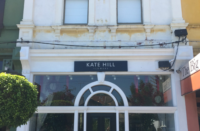 Kate Hill Flowers  537 537 High Street, PRAHRAN VIC, 3181