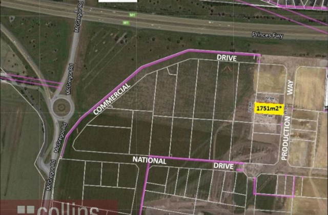 LOT Lot 9 /  Production Way, PAKENHAM VIC, 3810