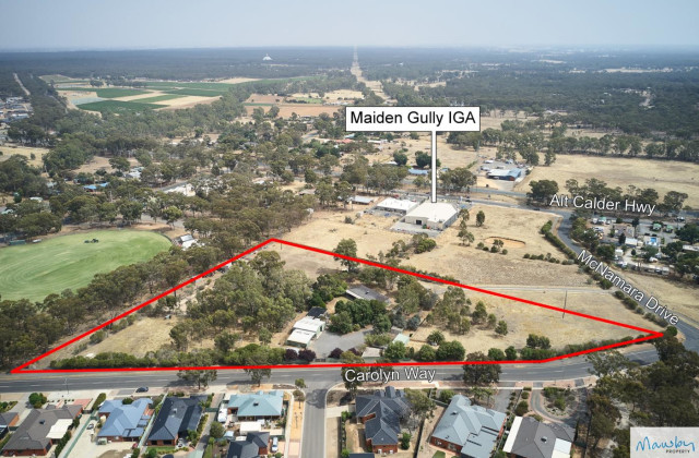 MAIDEN GULLY VIC, 3551