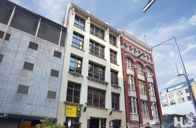 CW4/121 Flinders Lane, MELBOURNE VIC, 3000