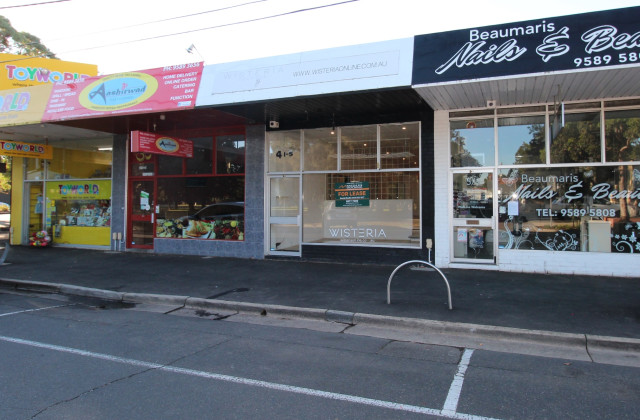 Shop 4/1-5 North Concourse, BEAUMARIS VIC, 3193