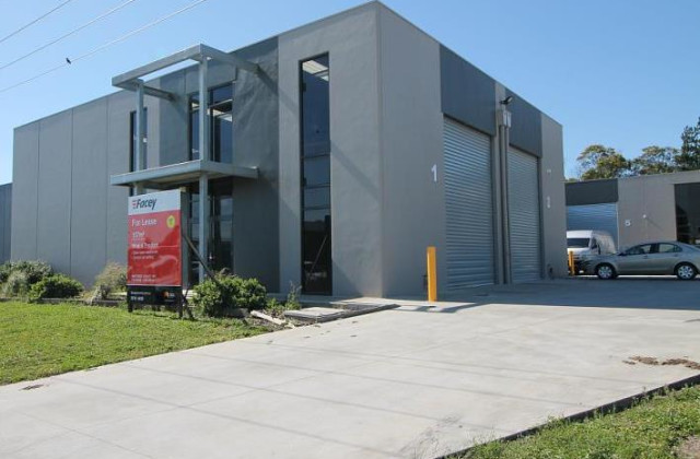 Warehouse 1/23-25 Sharnet Circuit, PAKENHAM VIC, 3810