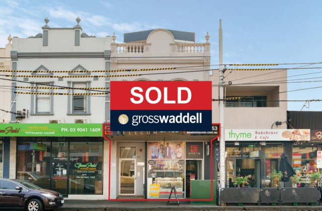 869 Sydney Road, BRUNSWICK VIC, 3056