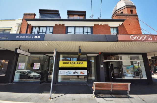Ground  Shop 1/146 Edgecliff Road, WOOLLAHRA NSW, 2025