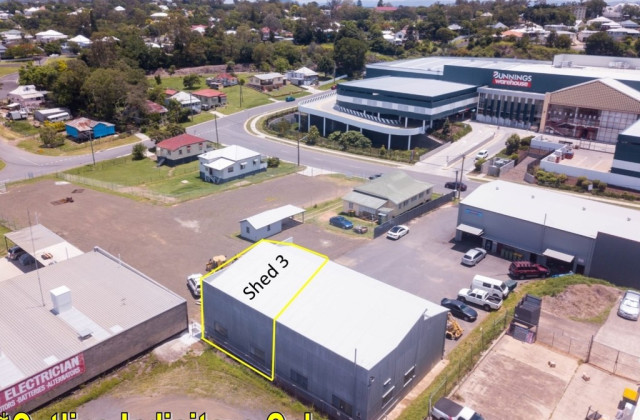 Shed 3/9 Clay Street, WEST IPSWICH QLD, 4305