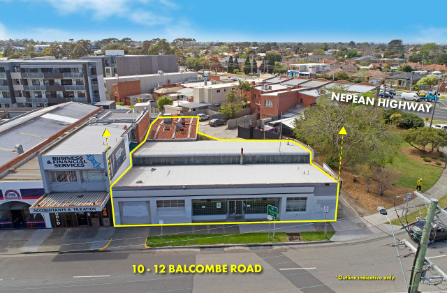 10-12 Balcombe Road, MENTONE VIC, 3194