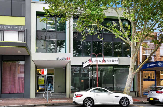 Suite 203/54 Alexander Street, CROWS NEST NSW, 2065