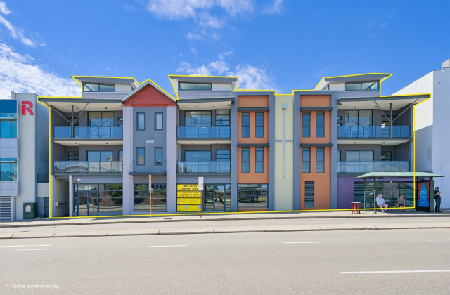 Units 1-7/84 Fitzgerald Street, NORTHBRIDGE WA, 6003