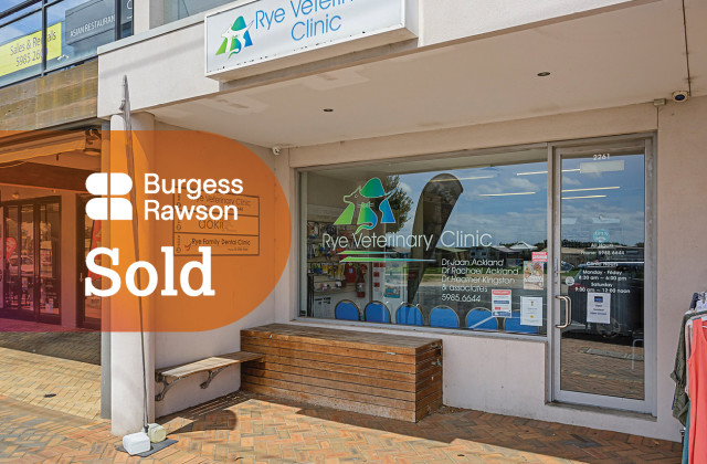2261 Point Nepean Road (Nepean Highway), RYE VIC, 3941