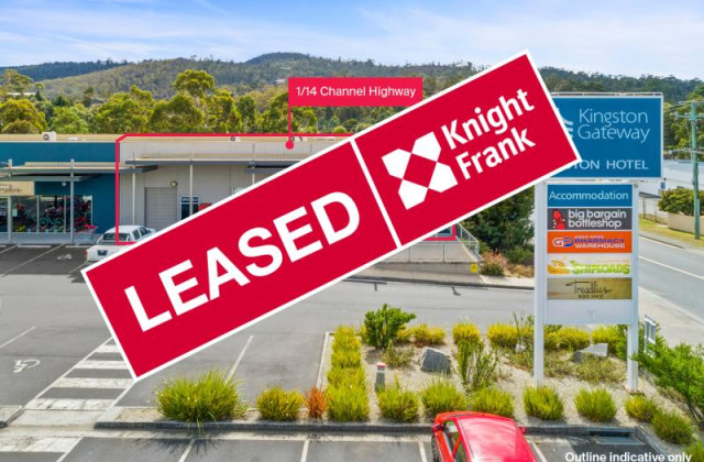 1/14 Channel Highway, KINGSTON TAS, 7050