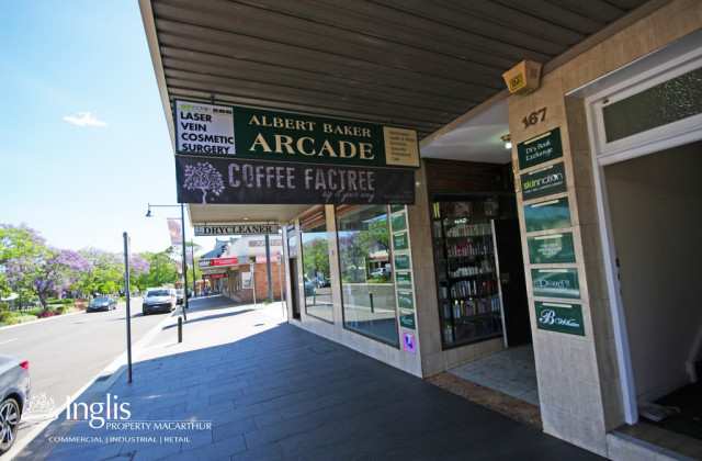 Shop 4/165-167 Argyle Street, CAMDEN NSW, 2570