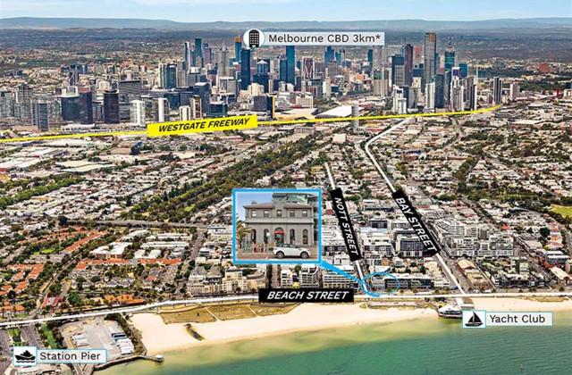 Ground Floor/49 Beach Street, PORT MELBOURNE VIC, 3207