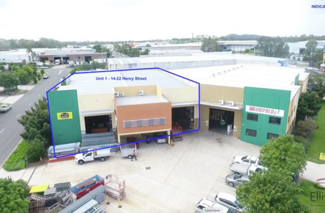 Factory 1/22 Henry Street, LOGANHOLME QLD, 4129