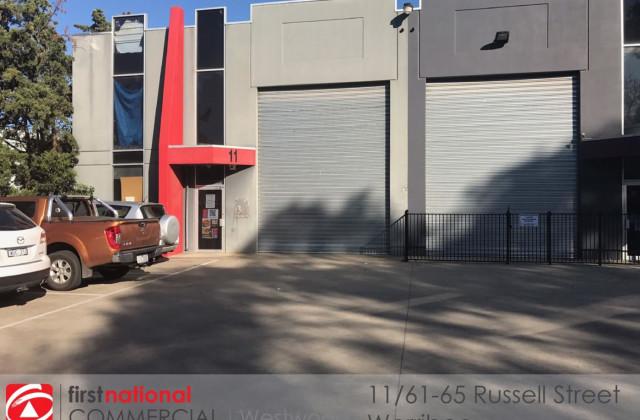 11/61-65 Russell Street, WERRIBEE VIC, 3030