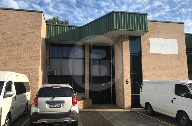 5/12-18 VICTORIA STREET EAST, LIDCOMBE NSW, 2141