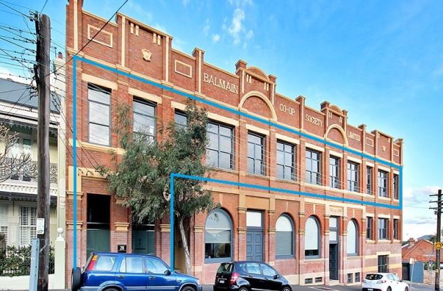Level 1/28 Montague Street, BALMAIN NSW, 2041