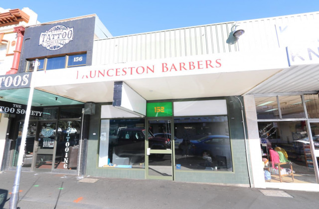 152-154 Charles Street, LAUNCESTON TAS, 7250