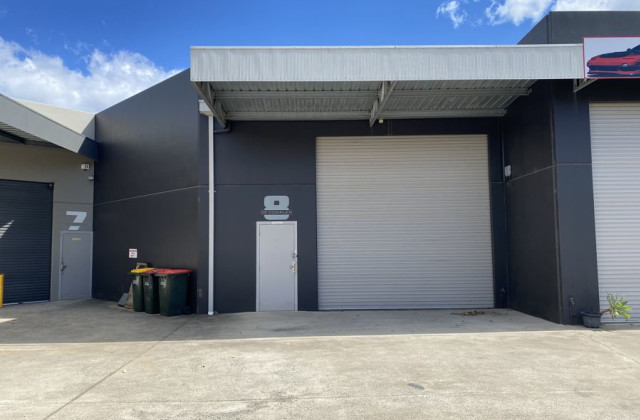 Unit 8, 13 Industrial Drive, COFFS HARBOUR NSW, 2450