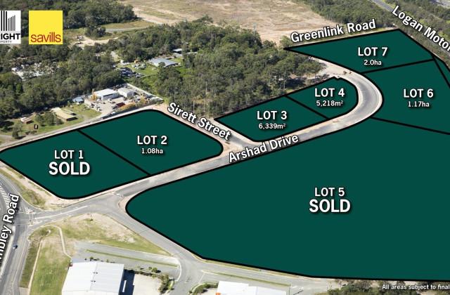 LOT Lot 3 / Cnr Pagewood Street & Gilmore Road, BERRINBA QLD, 4117