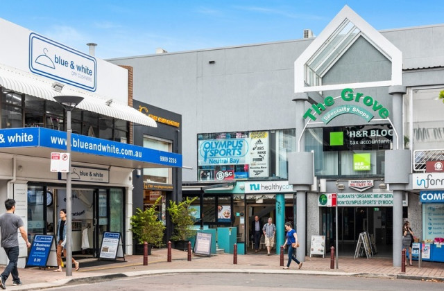 The Grove/166-174 Military Road, NEUTRAL BAY NSW, 2089